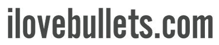 ilovebullets.com